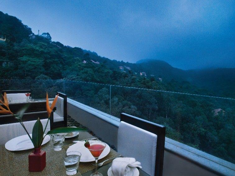 Reserve A Table At Fern Tree A Multicuisine Restaurant At Taj Madikeri Resort Spa Coorg In 2020 Resort Resort Spa Forest Resort