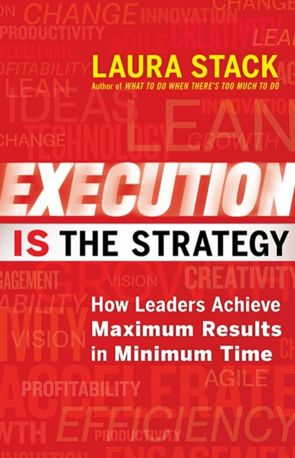 Execution IS the Strategy How Leaders Achieve Maximum
