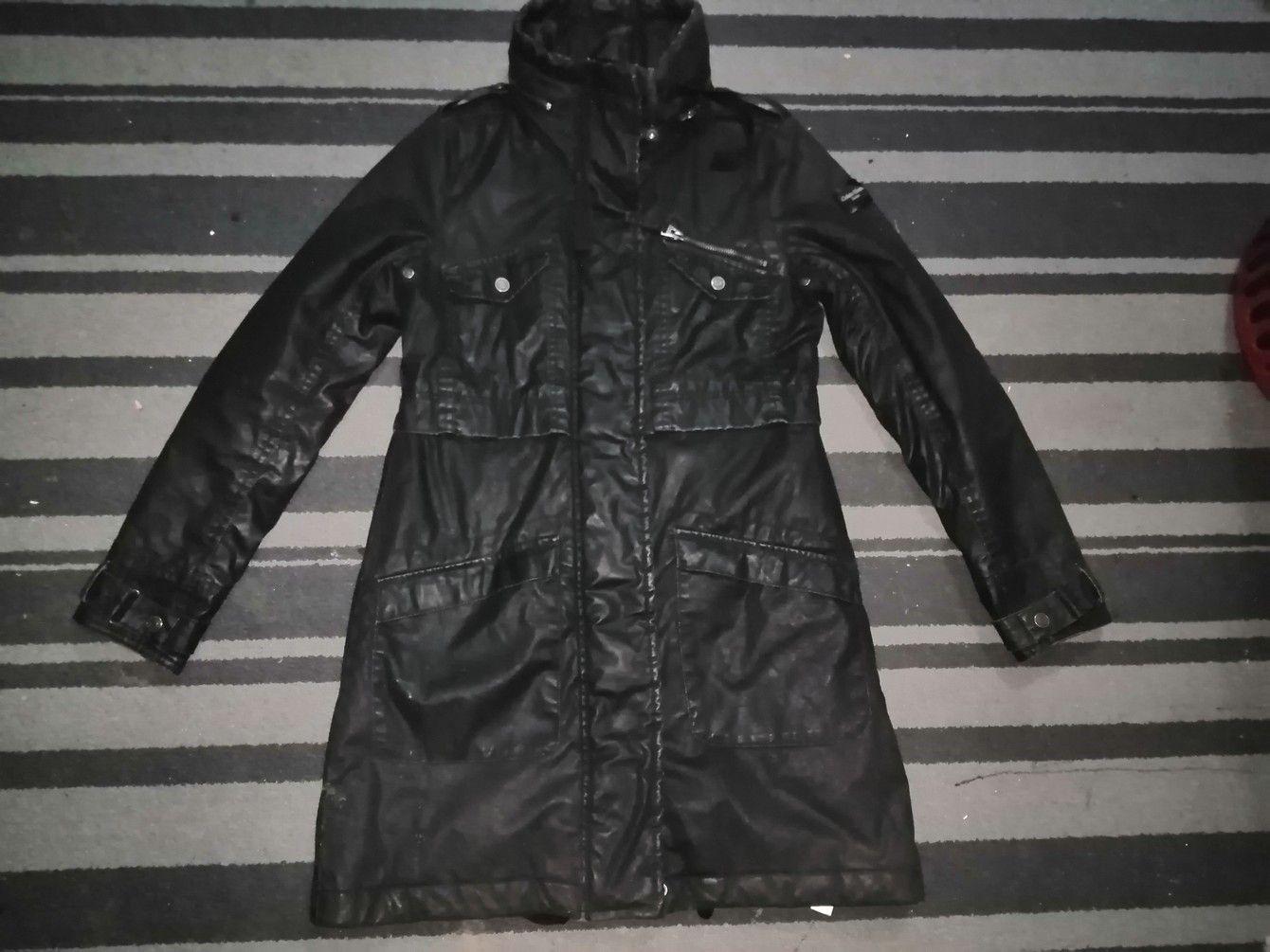 All Black Calvin Klein Fashion Criminal J001 Calvin Klein Jacket Hoodie Size Xs 150 Hoodie Jacket Calvin Klein Fashion Stylish Jackets [ 1005 x 1340 Pixel ]