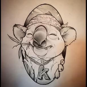 Desenho new pesquisa google trabaho pinterest google desenhos e ideias para tatuagens - Dessin new school ...