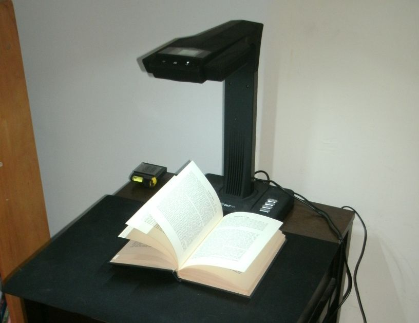 Review The Czur ET Series book scanner is much better