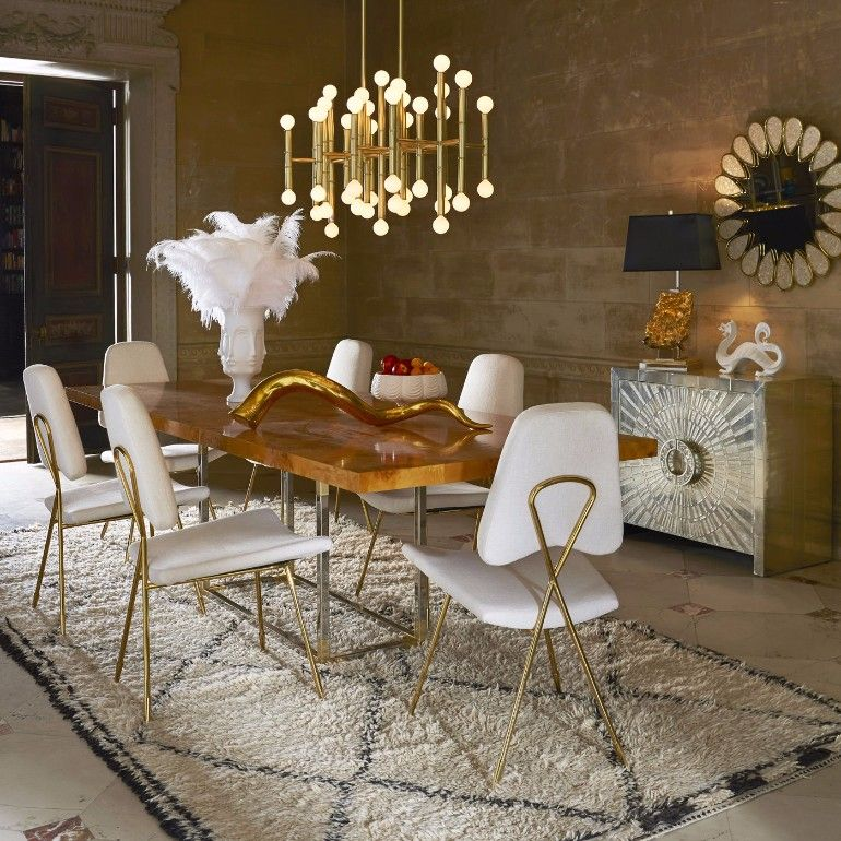 10 Fantastic Dining Room Sets By Jonathan Adler That You Will Love