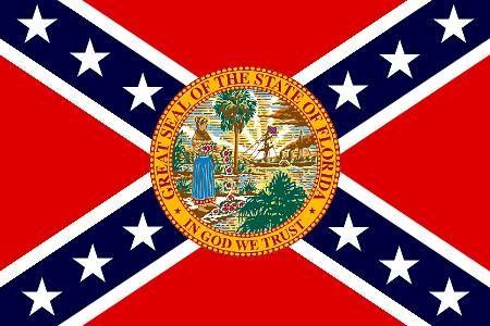 Pin By Steve Segrest On States Florida Florida State Flag War Flag Ohio Flag