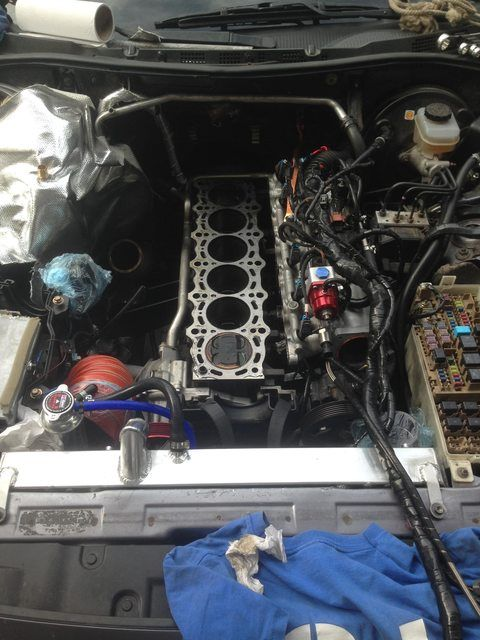 RX8 swap 2JZ NA-T 61mm 500WHP | rx8 rx7 mazda rx-7 extra-8