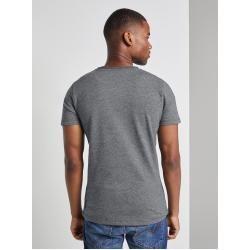 Photo of Tom Tailor Denim Herren strukturiertes T-shirt, schwarz, Gr.L Tom TailorTom Tailor