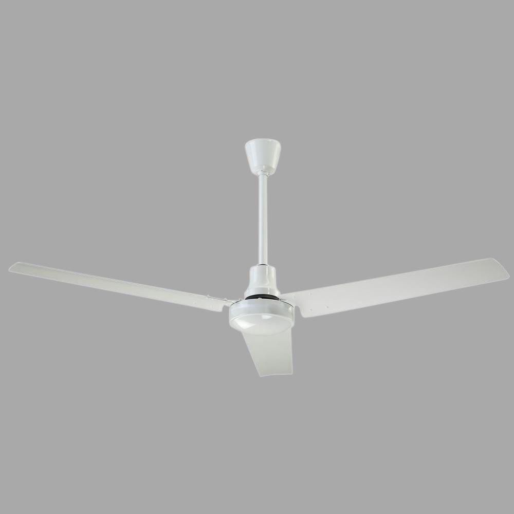 Canarm 60 in indoor white high performance industrial ceiling fan canarm 60 in indoor white high performance industrial ceiling fan aloadofball