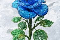 Мастер-класс французского плетения розы