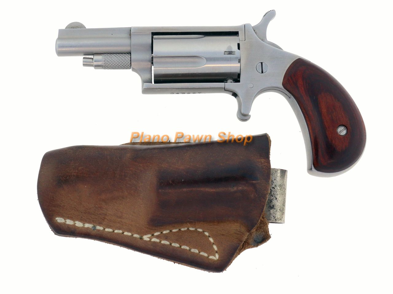 North American Arms  22MAG Mini Revolver with holster from