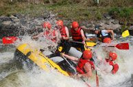 Whitewater Adrenaline Day #Prague