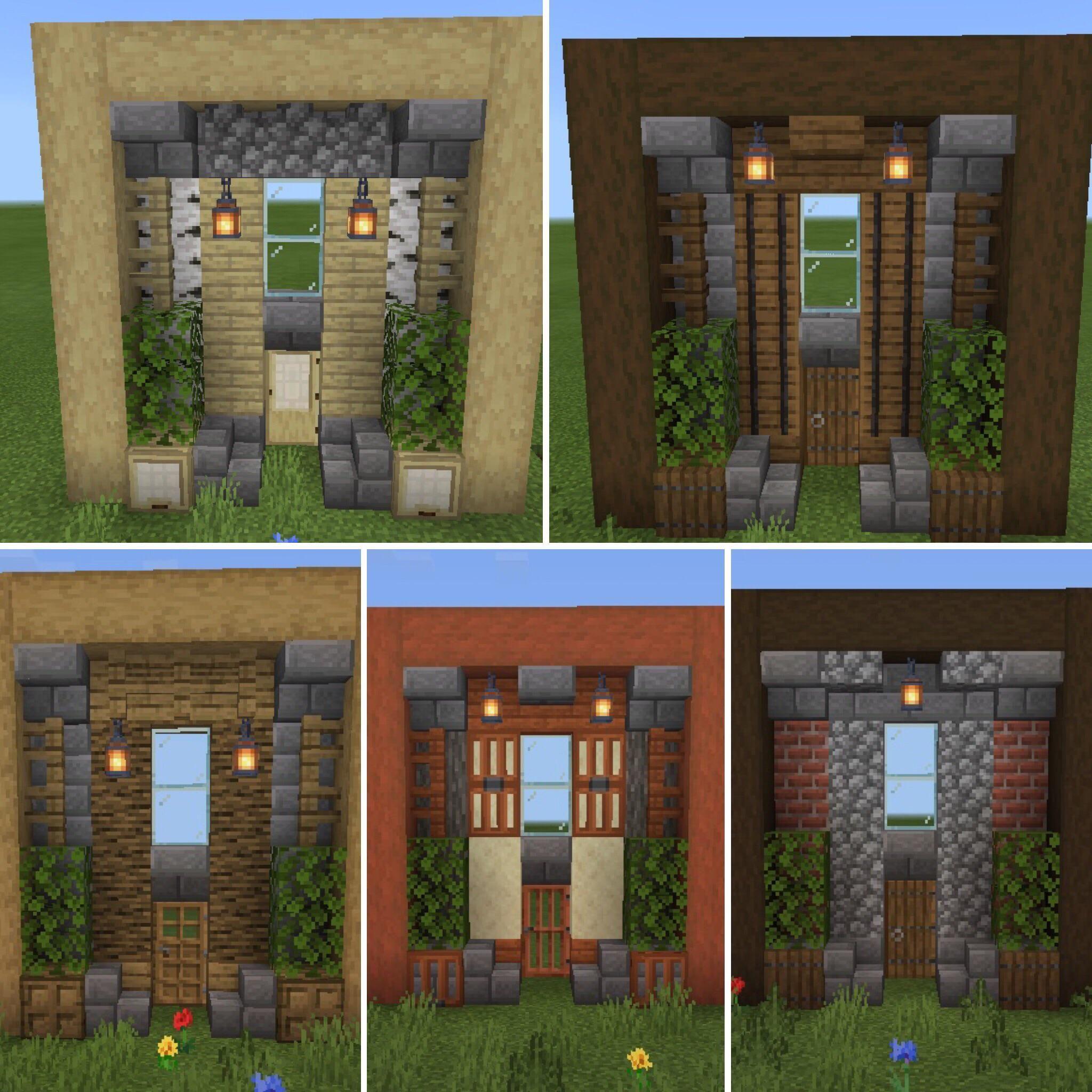 Minecraft House Ideas Blueprints How To Build In 2020 Minecraft Houses Blueprints Minecraft Houses Minecraft Houses Survival