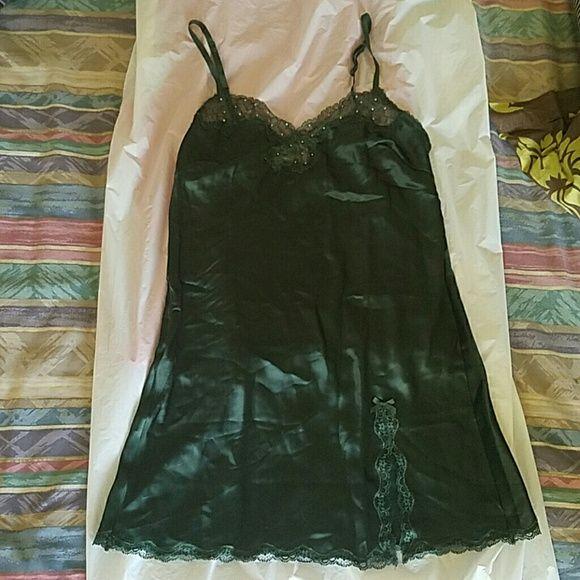 66b0d54b96 New Victoria s Secret emerald green lingerie Brand new. Gorgeous emerald  color. Comes with original shopping bag. Victoria s Secret Intimates    Sleepwear