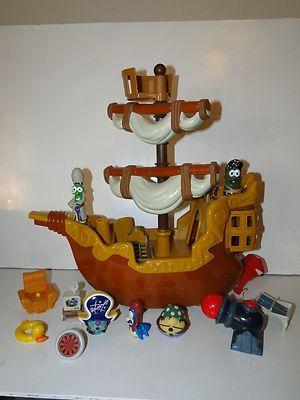 Ryan Veggie Tales Pirates That Dont Do Anything 2002 Ship
