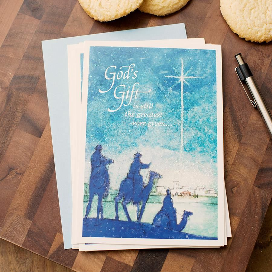 Greatest Gift Ever Given 18 Christmas Boxed Cards Christmas