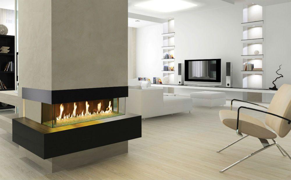 ... Custom Gas Fireplace Designs Inside Imposing Fireplace Modern Design  For Home Decor Focus Slide ...