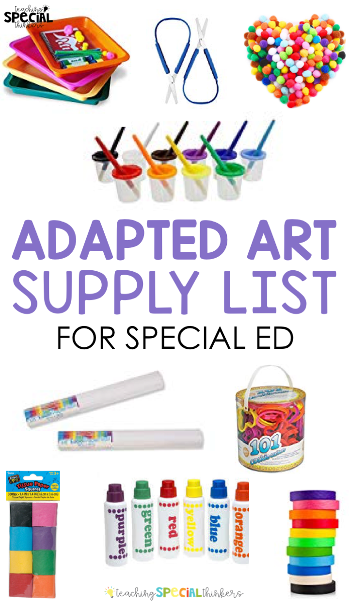Teaching Special Thinkers - Ideas, Tips, & Activities for Special Educators and Parents