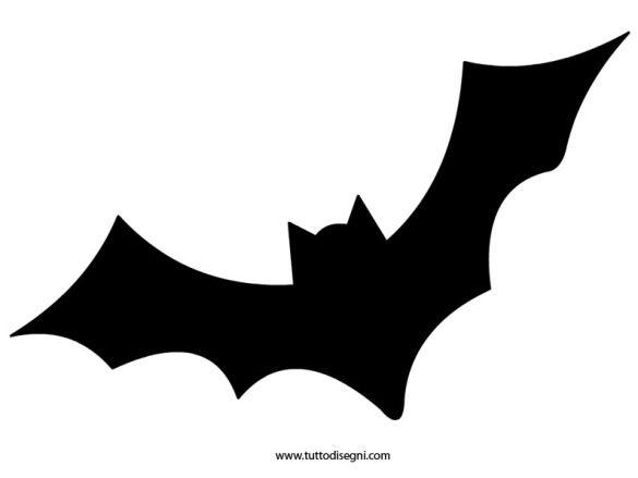 Lavoretti per halloween il pipistrello mamma felice