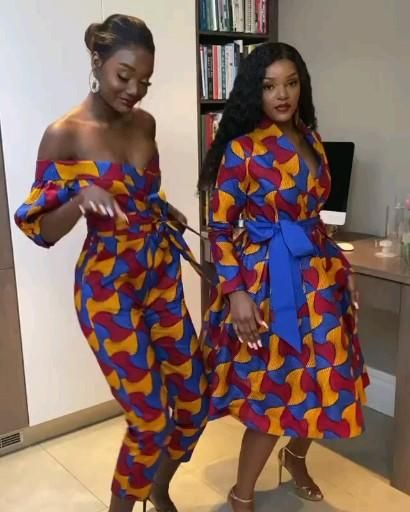 Gorgeous African Print Ankara Dress Styles for women