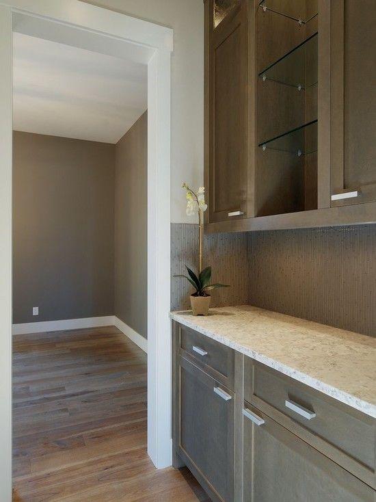 Best Grey Stained Cabinets Kitchen Pinterest White 400 x 300