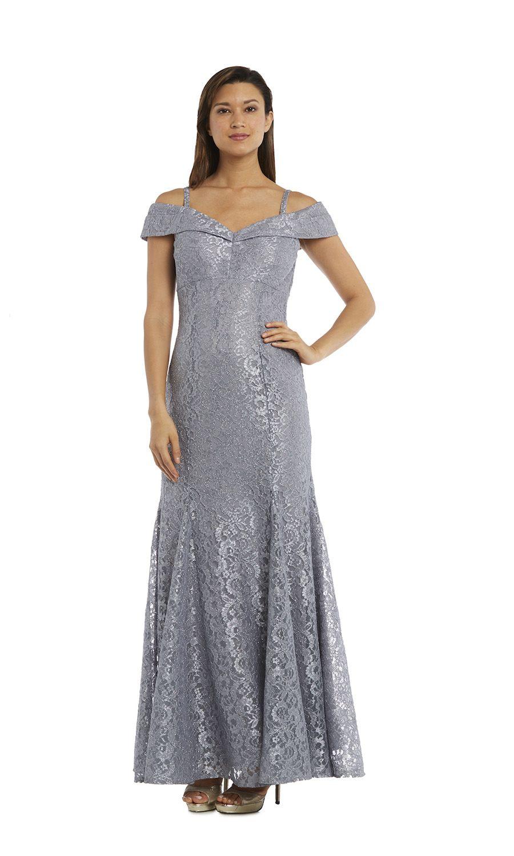 R M Richards Women S Off The Shoulder Long Formal Dress Walmart Com Formal Dresses Long Formal Dresses Dresses [ 1500 x 900 Pixel ]
