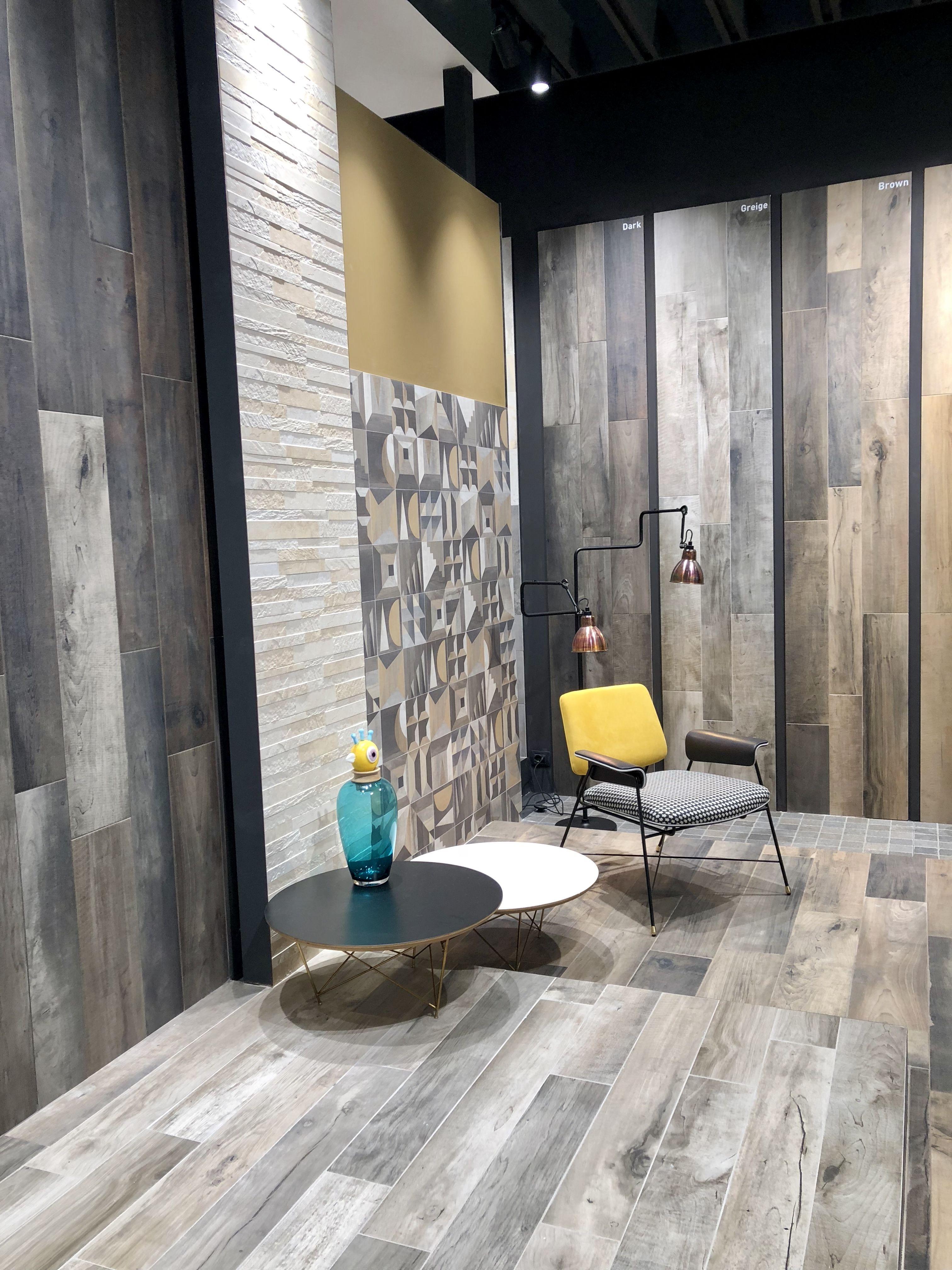 Carrelage Imitation Parquet Nouveaute Pour 2019 Au Salon Cersaie A