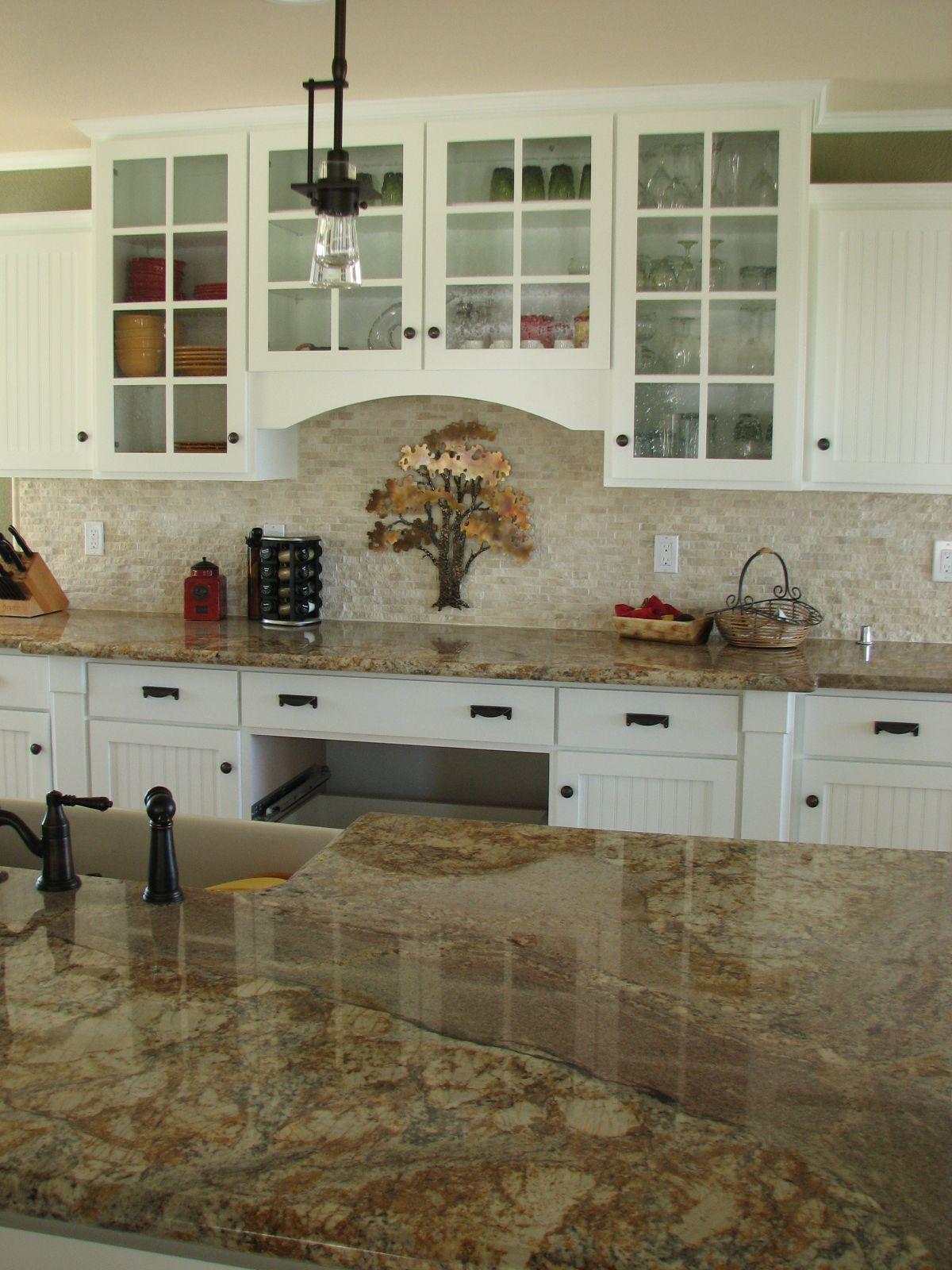Giallo Veneziano Granite Kitchen Giallo Veneziano Granite Countertops Kitchen Pinterest