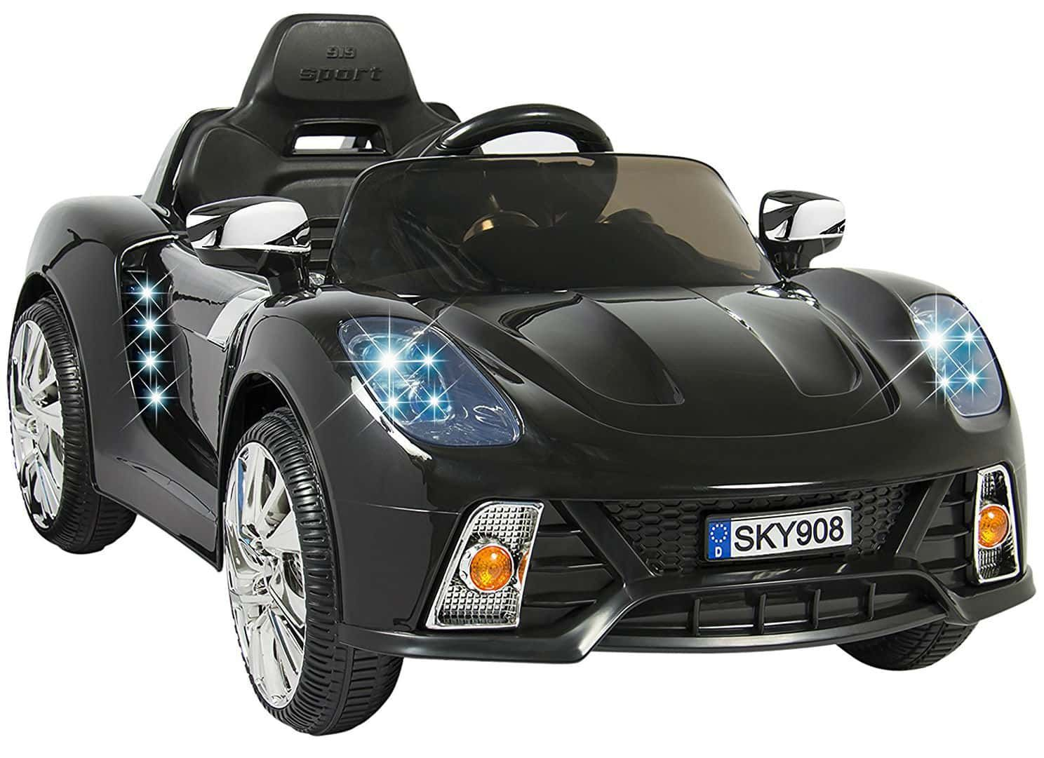 The 8 Best Electric Car For Kids Or Toddlers Reviews