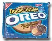 Double Delight Oreo peanut butter chocolate creme
