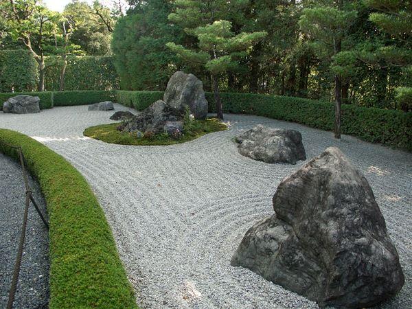 Exceptionnel Zen Rock Garden