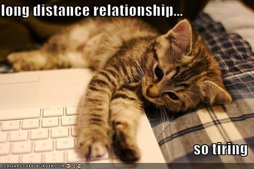 Funny Memes For Long Distance Relationships : Long distance relationship so tiring long distance
