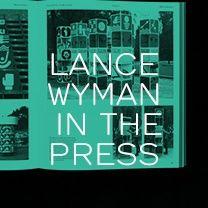 Unit Editions blog post - Lance Wyman in the Press bit.ly/1Ta1RNc