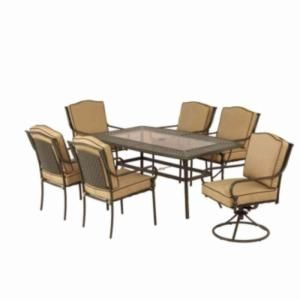Mallorca 7 Piece Patio Dining Set 1 10 202 Dsete At