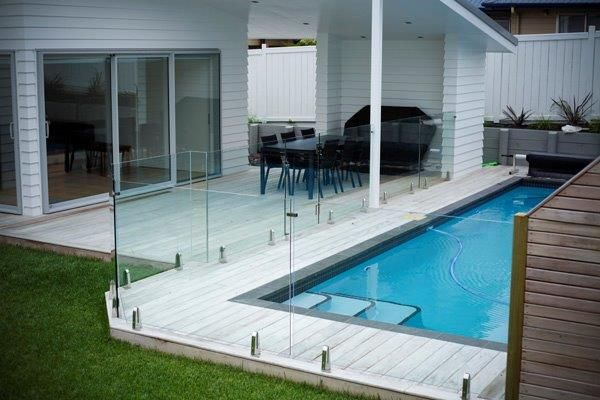 Get Some Amazing Solutions For Pool Fencing From Nz Glass In New Zealand Glass Pool Fencing Backyard Fence Decor Pool Fence