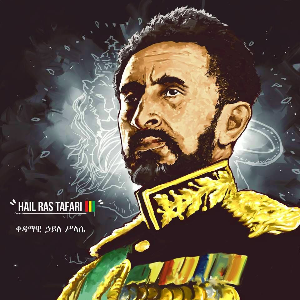 haile selassie Nascido em 1892, haile selassie se tornou rei da etiópia em 1928 mais tarde, no dia 2 de novembro de 1930, tornou-se imperador, e então, reinou sob o título de.
