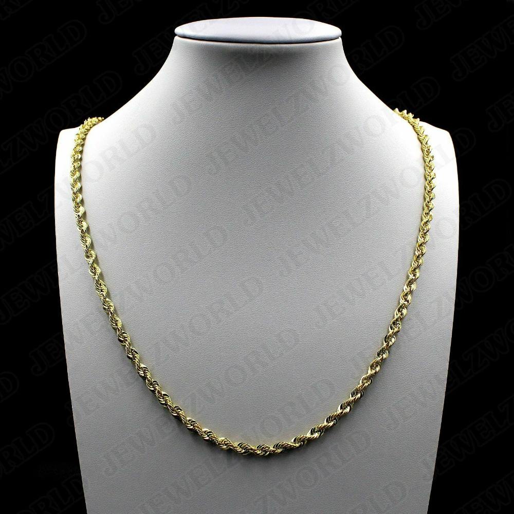 Pin On 10k Gold Chain Necklace