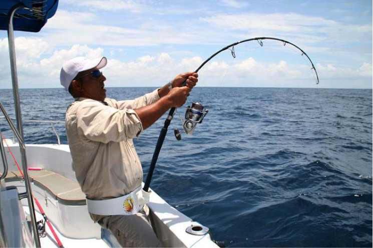 Tips to reel with a big fish In one of our previous ...