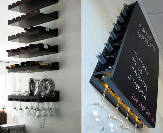 Bildergebnis Für Weinregal Beton | Kitchen | Pinterest | Weinregale