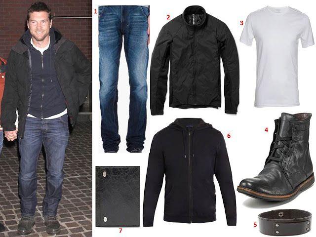 Wear It Like McQueen: Wear It Like: Sam Worthington - Friday 3/30 Editio...