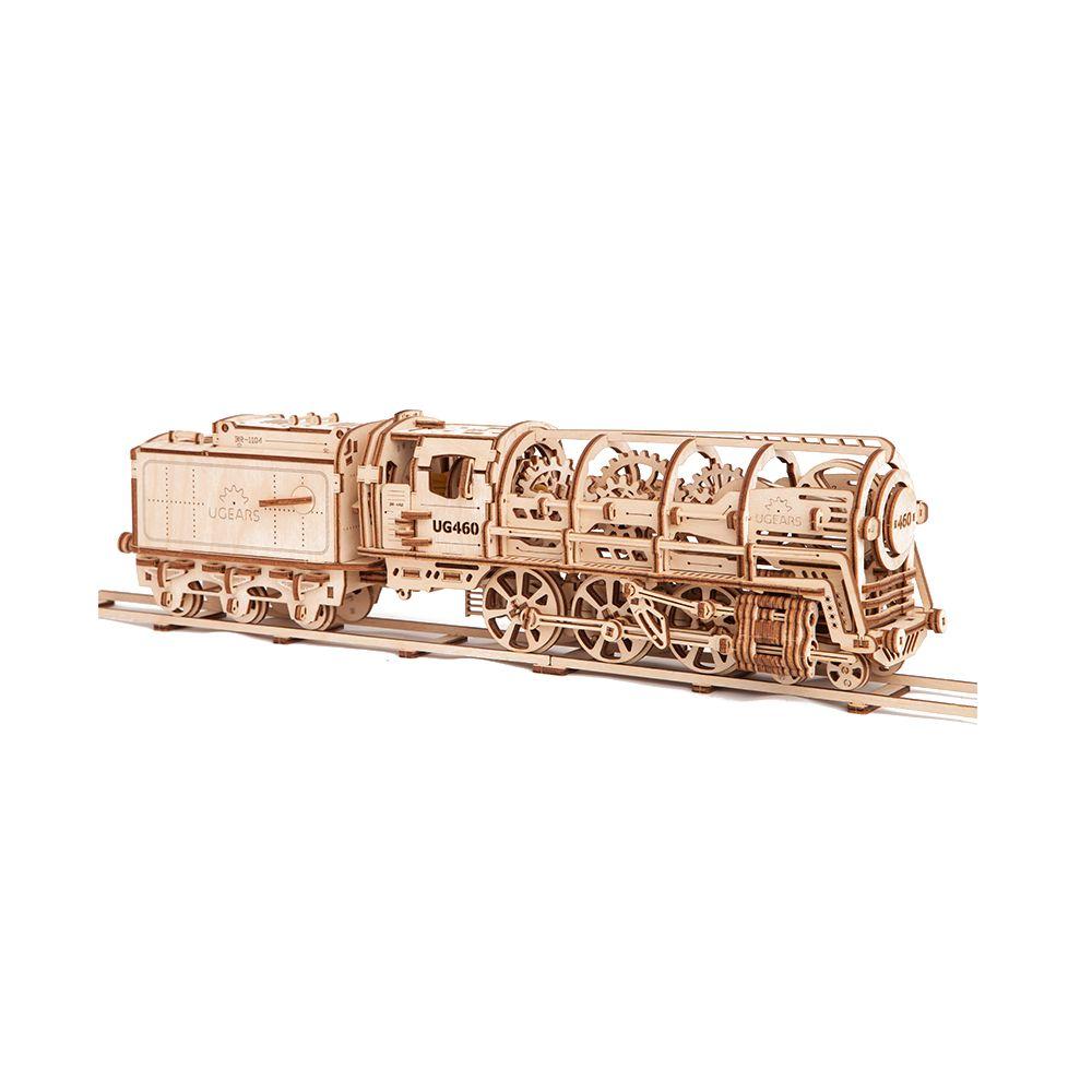 Ugears Safe 179 Parts 3d Wooden Puzzle Mechanical Model 3d