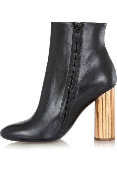 Proenza Schouler Leather ankle boots NZZP8Pya