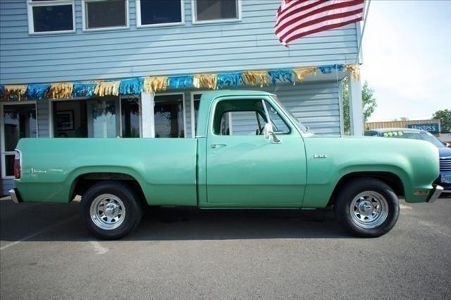 1973 Dodge D100 Pickup Rides Pinterest Dodge Dodge