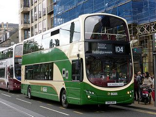 Lothian Country Buses Princes Street | Buses
