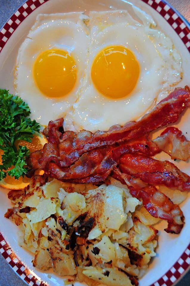 Sunny Side Up Eggs Perfect For Dipping Double T Diner Pasadena