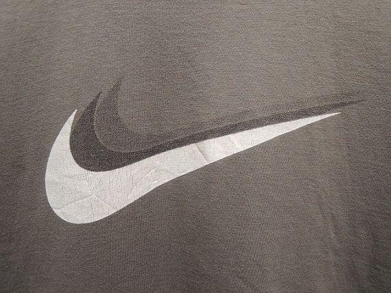 2928892480be1 Vintage 90's #Nike Swoosh Big Logo Swag Punk Hip Hop Streetwear ...