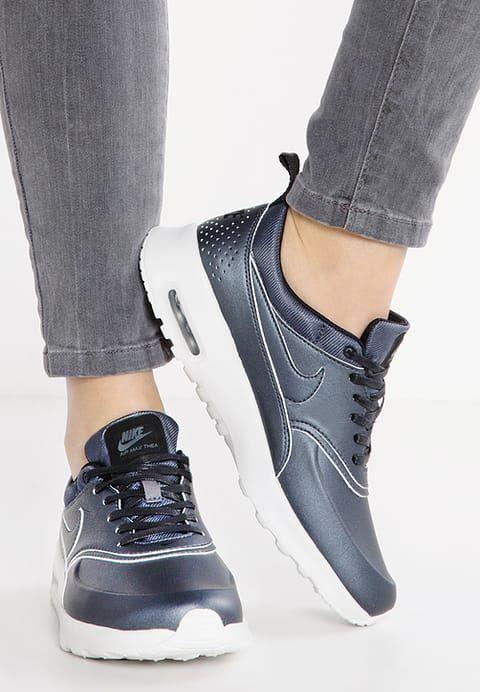 free shipping 02b22 cbe4a Chaussures Nike Sportswear AIR MAX THEA SE - Baskets basses - metalic  hematite summit white
