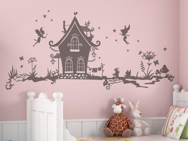 Niedliche Kleine Elfen Schwirren Um Ihr Haus Bringen Sie Mehr Leben An Die Wand Im Kinderzimmer Mit Unserem Kinder Zimmer Kinderzimmer Wandtattoo Kinderzimmer