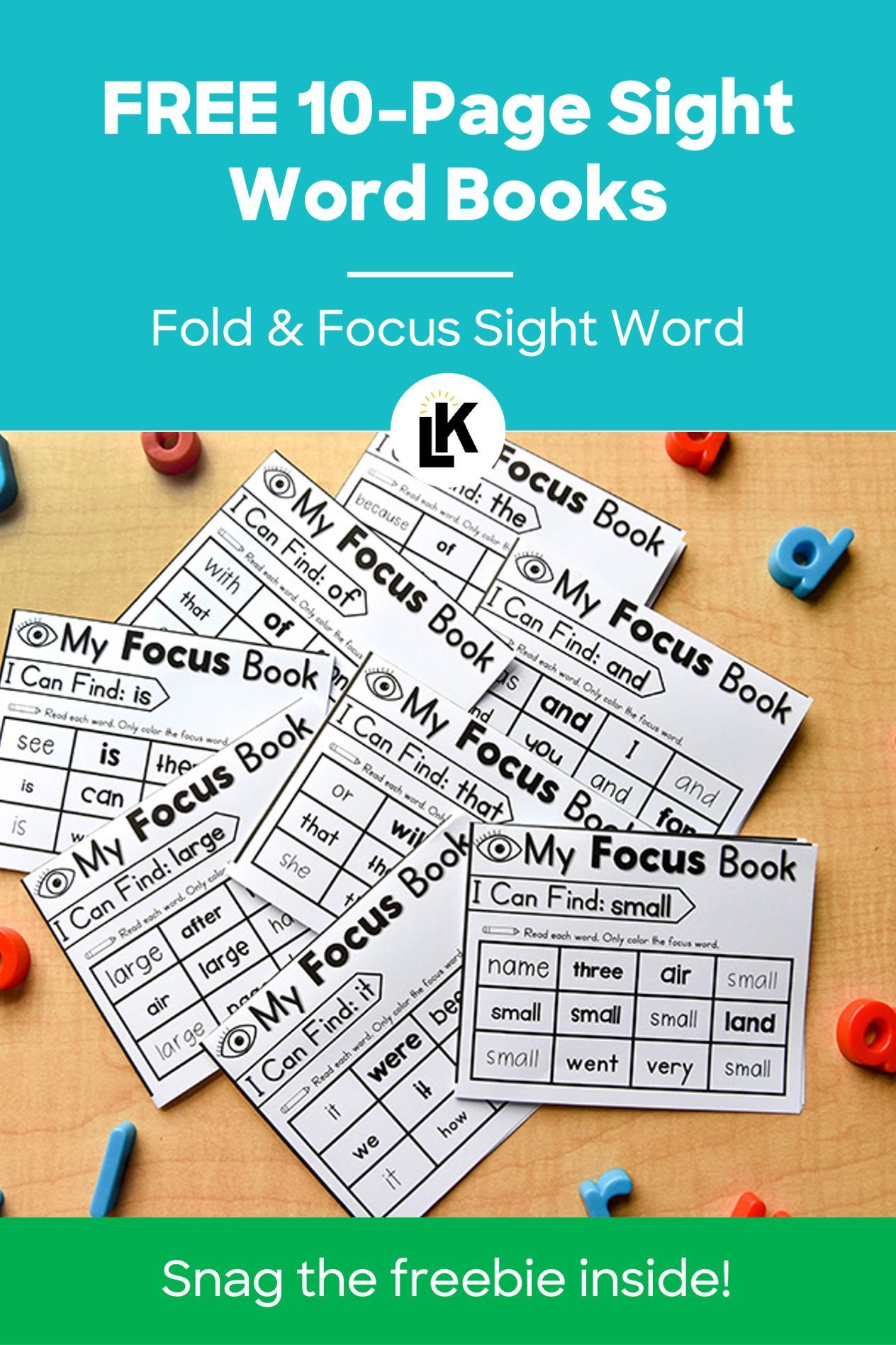 A Simple Sight Word Solution Lyndsey Kuster In 2021 Sight Words Sight Word Instruction First Grade Reading Comprehension [ 1896 x 1264 Pixel ]