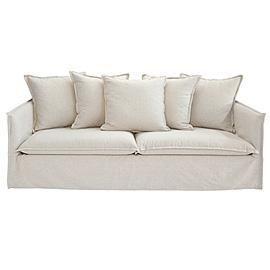 Seating Z Gallerie Graham Slipcovered Sofa Sofa