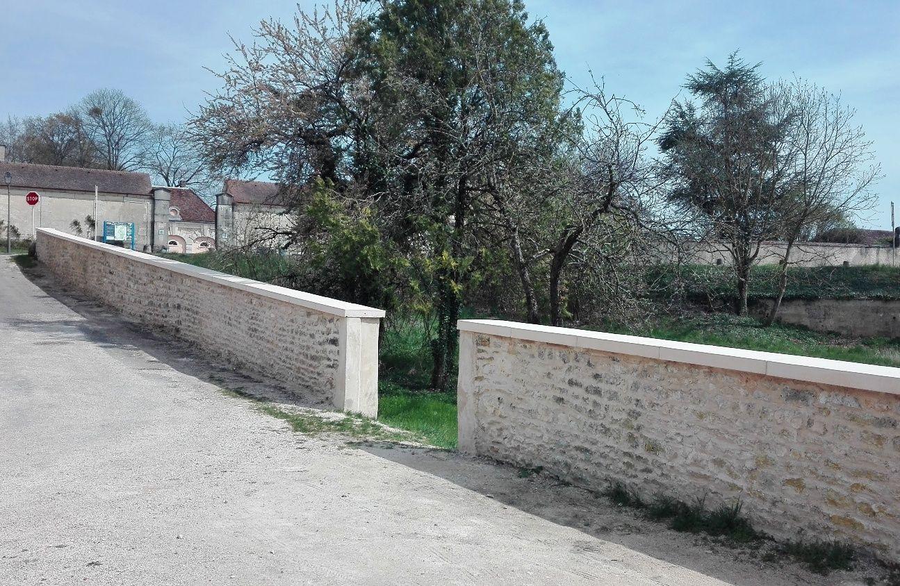 Couvre Murs Couvertines En Pierre Reconstituée Aspect