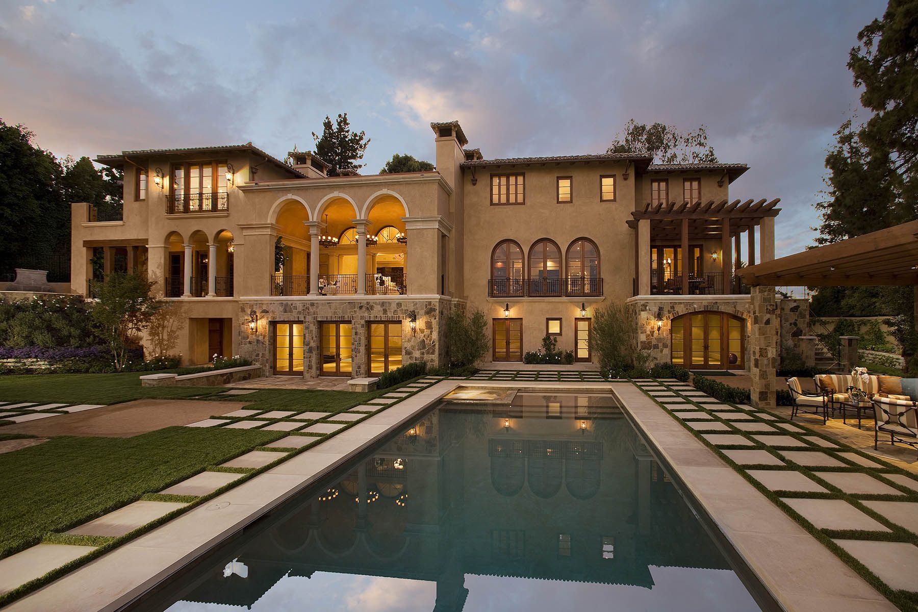 Harrison Design – Bel Air Residence