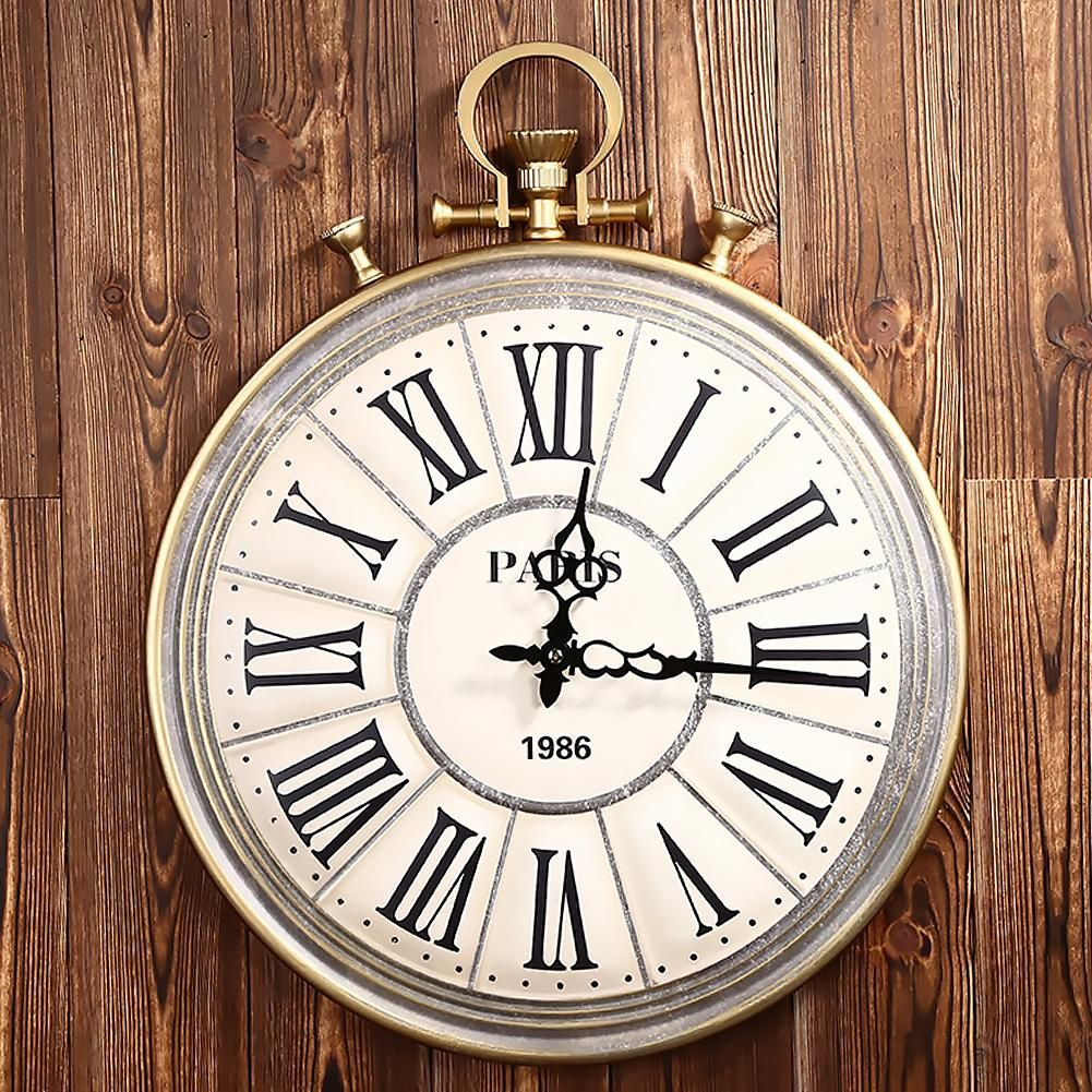 Fashion Roman Digital Wall Clock 3D Acrylic DIY Department ...